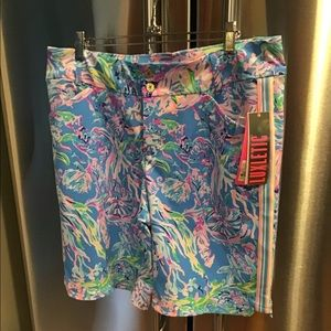 Nwt Lilly Pulitzer golf shorts